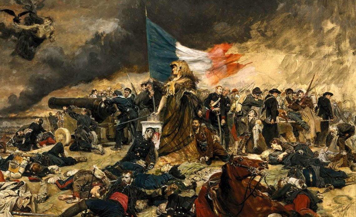Dispaccio di Ems assedio di Parigi