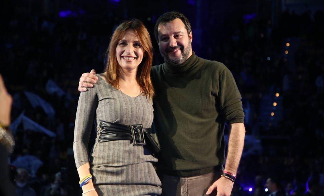 Salvini a Bologna 1