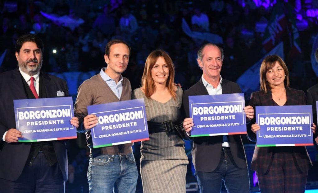 Salvini a Bologna