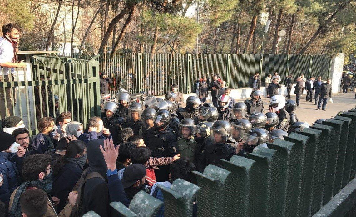 Iran chiude internet