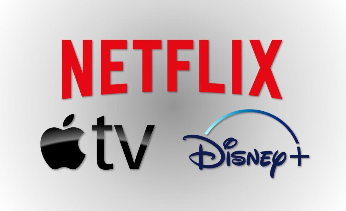 Netflix, Apple e Disney