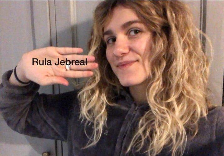 Elettra Domini - Rula Jebreal