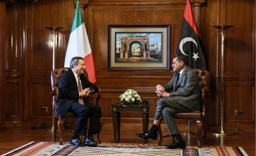 Draghi Libia