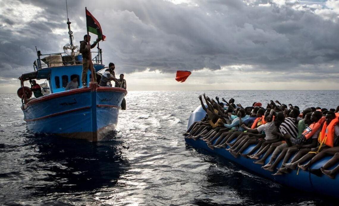 Migranti (giornalisti intercettati)