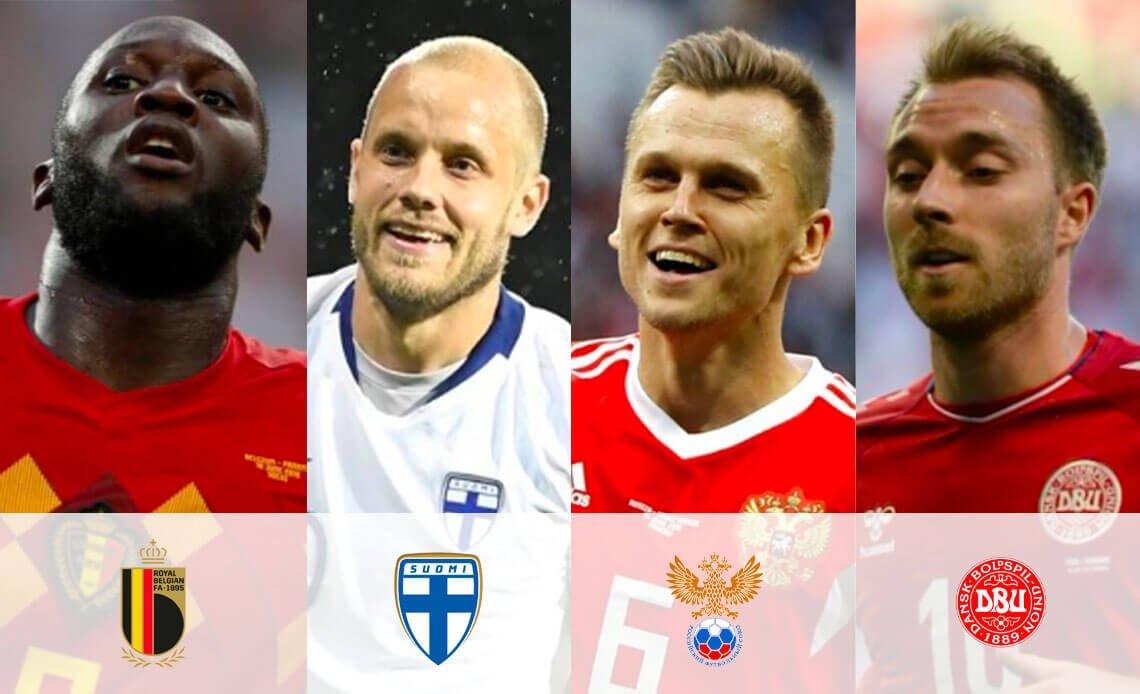 Guida ad EURO 2020 - Girone B